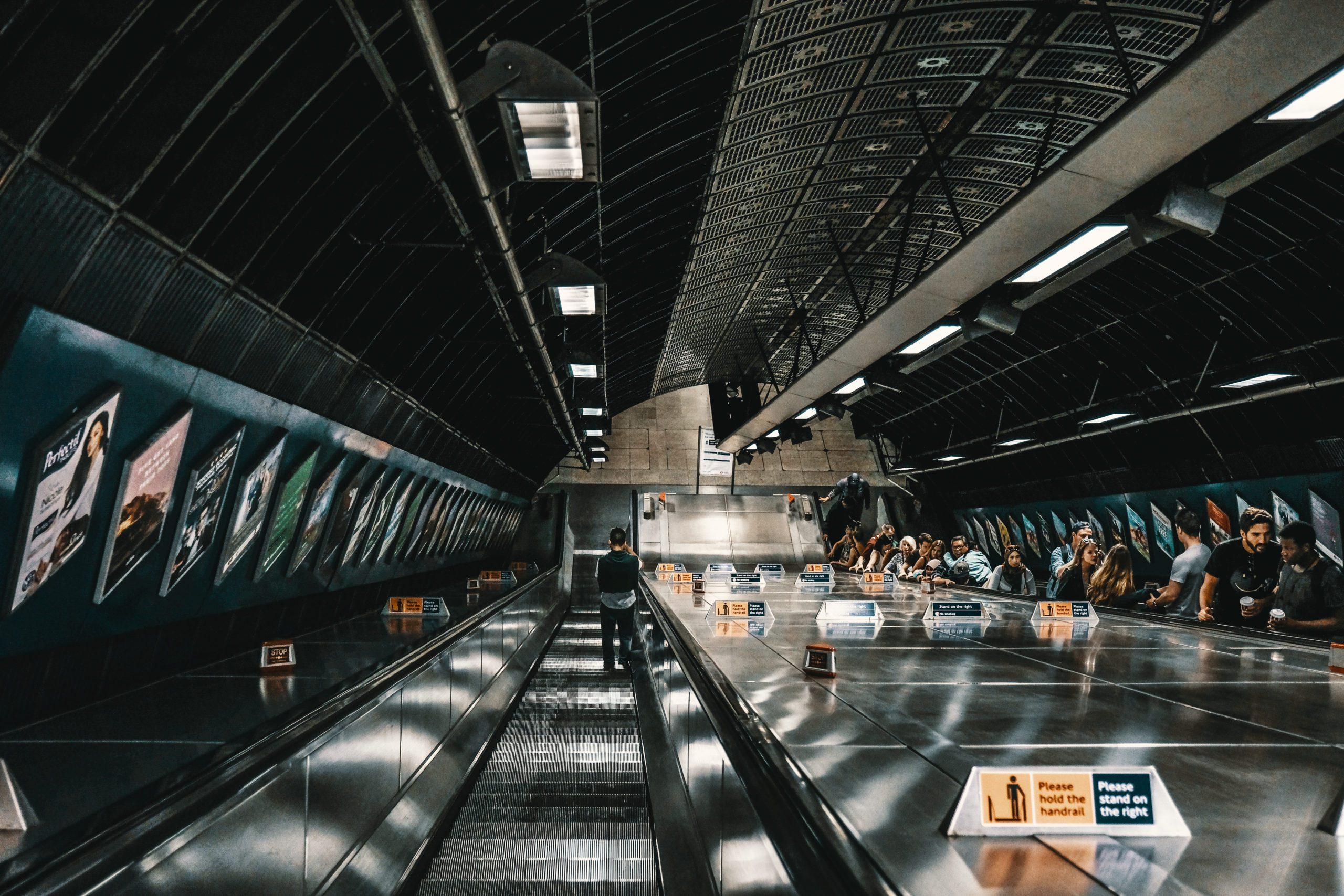 Londun U-Bahn